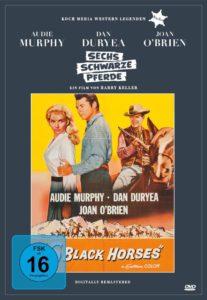 Sechs Schwarze Pferde DVD News Cover