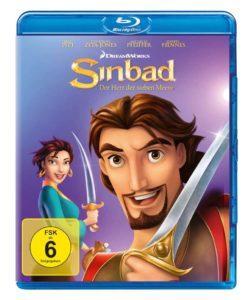 Sinbad 7 Meere News Cover