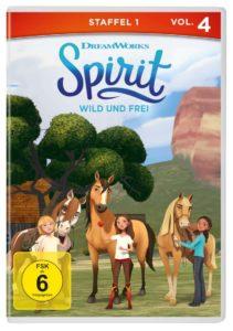 Spirit Staffel1 News Cover
