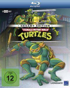Teenage Mutant Ninja Turtles BD2019 2 News Cover