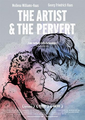 The Artist & The Pervert Kino Plakat