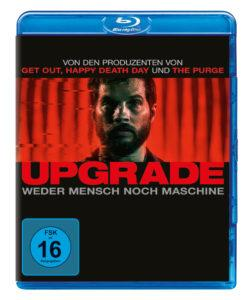 Upgrade Review BD Cover