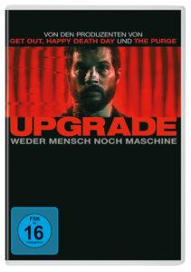 Upgrade Review DVD Cover