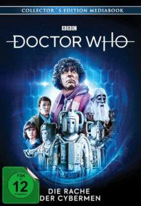 Vierter Doctor Review Cover