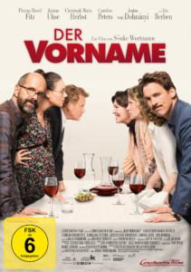 Vorname Review DVD Cover