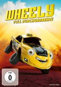 Wheely News DVD Cover