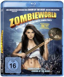 Zombieworld Review BD Review Cover