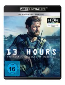 13 Hours The Secret Soldiers of Benghazi News UHD Cover