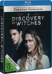 A DISCOVERY OF WITCHES S1 News BD Cover