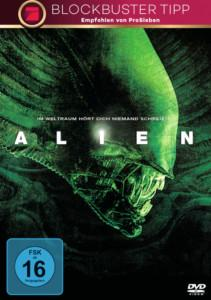 Alien Review DVD Cover