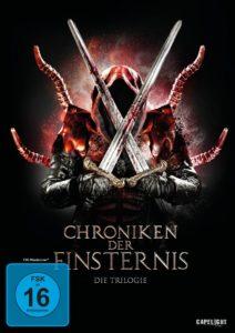 Chroniken der Finsternis Trilogie News DVD Cover