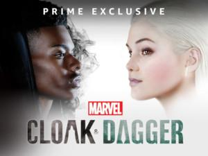 Cloak Dagger Review Plakat