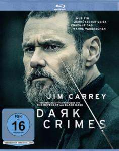 Dark Crimes Review BD Cover