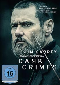 Dark Crimes Review DVD Cover