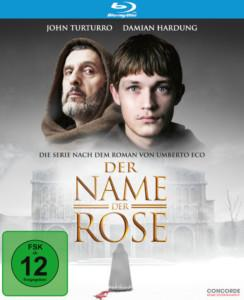 Der Name der Rose Review BD Cover