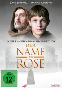 Der Name der Rose Review DVD Cover