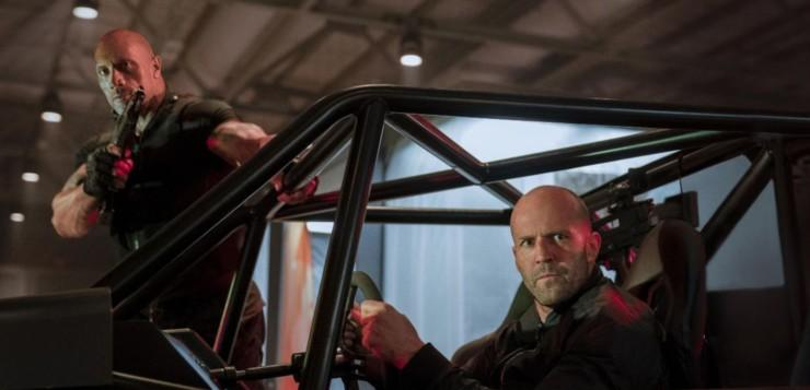 Fast and Furious - Hobbs and Shaw Film 2019