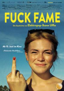 Fuck Fame News Plakat