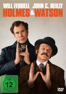 Holmes und Watson Review DVD Cover