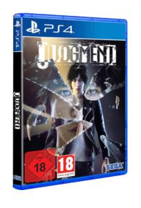 Judgment PS4 Review Cover