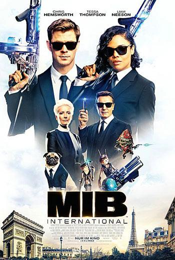 MIB MEN IN BLACK: INTERNATIONAL