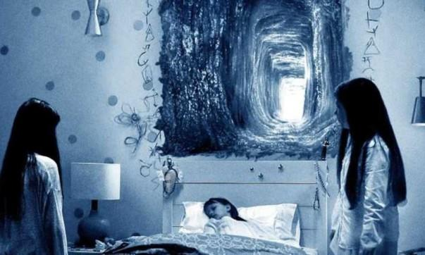 Paranormal Activity Filmszene Ghost Dimension