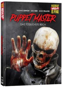 PuppetMaster Mediabook News Cover