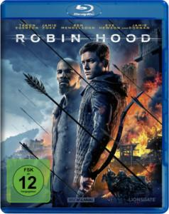Robin Hood Review BD Cover