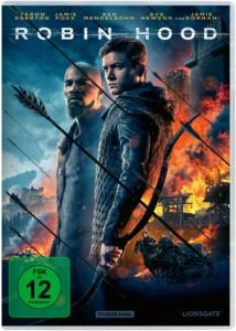 Robin Hood Review DVD Cover
