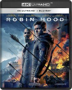 Robin Hood ReviewUHD Cover