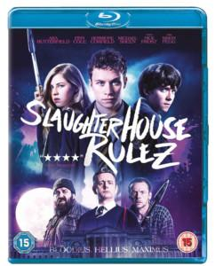 SLAUGHTERHOUSE RULEZ Review BD Cover