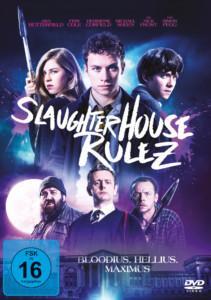 SLAUGHTERHOUSE RULEZ Review DVD Cover