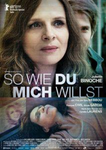 SoWieDuMichWillst News Poster