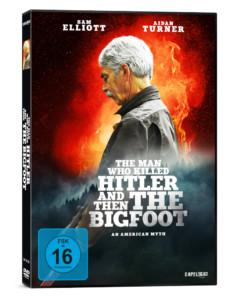 THE MAN WHO KILLED HITLER AND THEN THE BIGFOOT Review DVD Cover