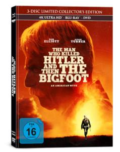 THE MAN WHO KILLED HITLER AND THEN THE BIGFOOT Review UHD MB Cover