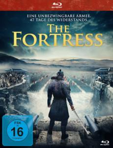 The Fortress Review BD Cover