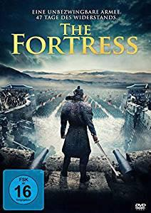 TheFortress Review DVD Cover