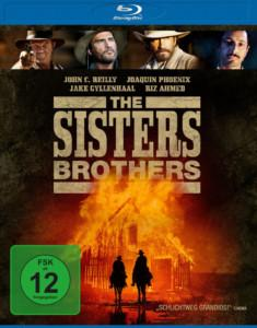 The Sisters Brothers News BD Cover