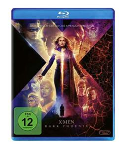 XMen Dark Phoenix Poster Review BD Cover