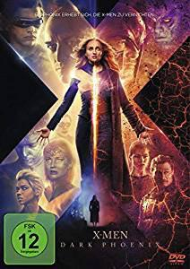XMen Dark Phoenix Poster Review DVD Cover
