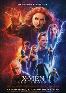 XMen Dark Phönix Poster Review Poster