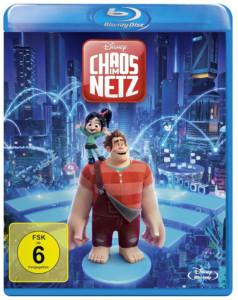Chaos im Netz Review BD Cover