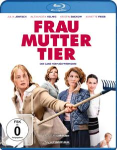 Frau Mutter Tier Review bd Cover