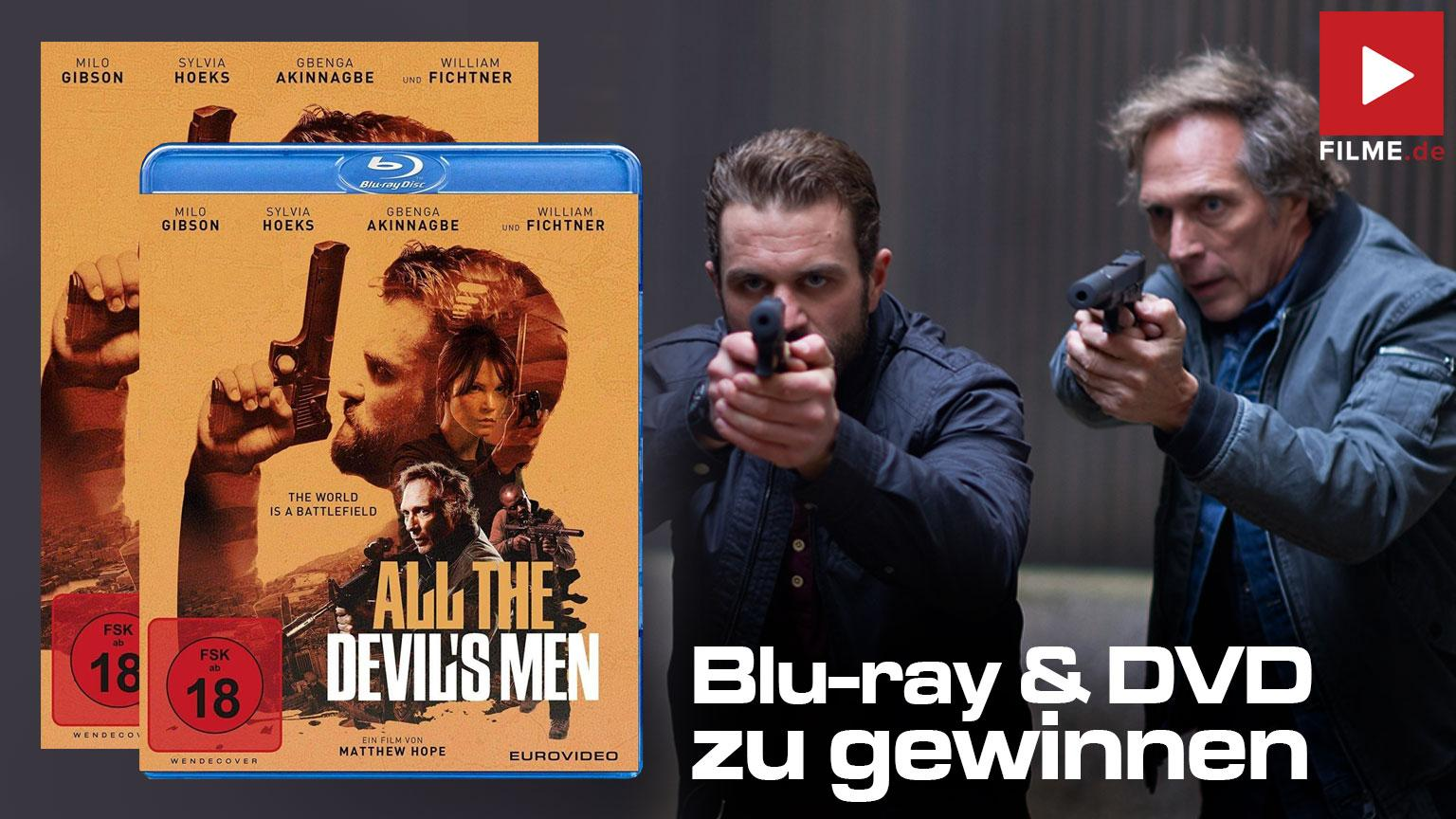 All the devils Men Gewinnspiel Artikelbild