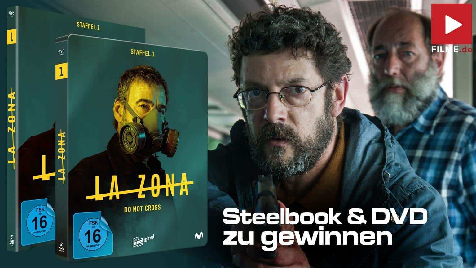 La Zona Staffel 1 Gewinnspiel Artikelbild