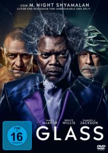 Glass Review DVD Cover
