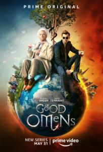 Good Omen Review Cover
