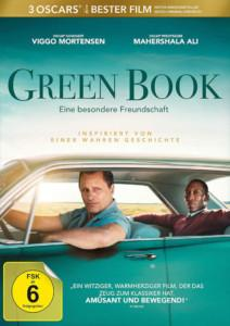 Green Book Review DVD Cover