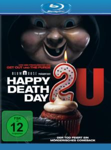 Happy Deathday Review BD Cover