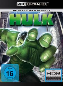 Hulk UHD Cover